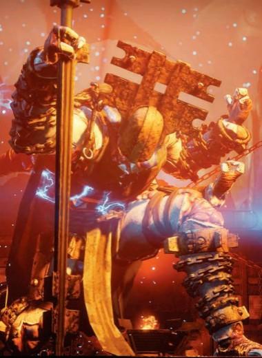 «Destiny 2: Отвергнутые»