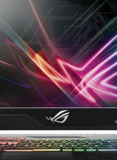 Тест ноутбука ASUS ROG STRIX Hero II GL504GM