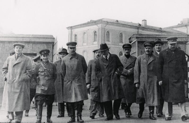 Душное лето 1936 года