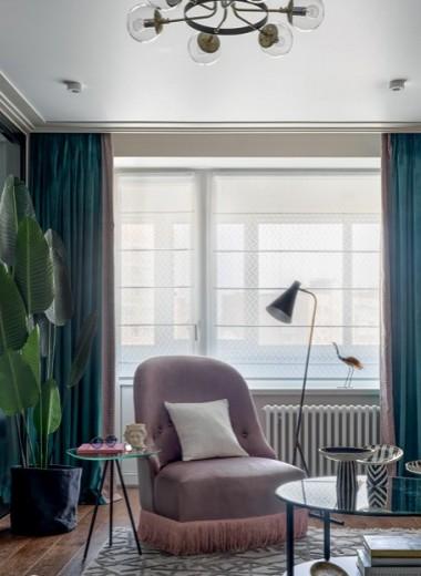 Квартира с актуальной обстановкой, 35 м²