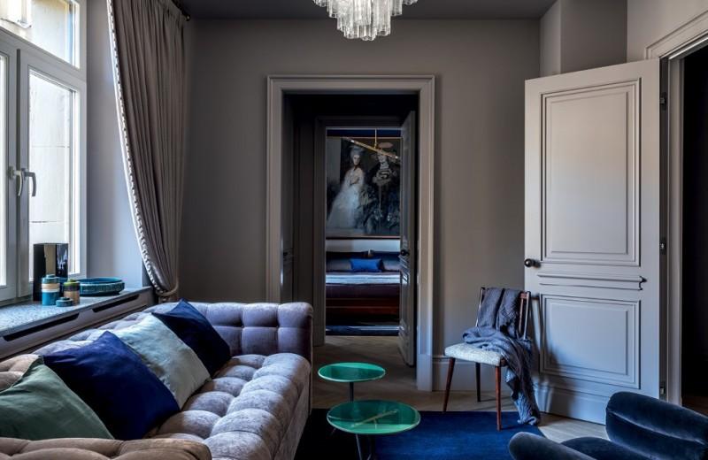 Квартира в высотке на Красных Воротах, 60 м²