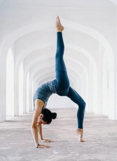 8любопытных фактов о йоге