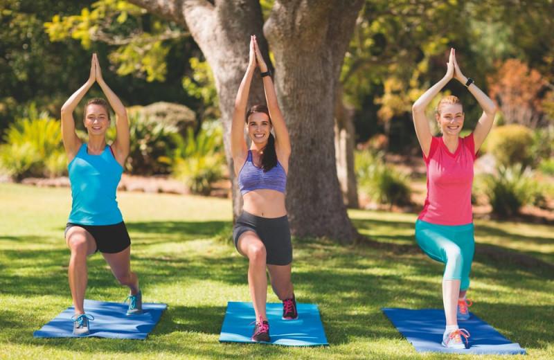Майские фитнес-пробы