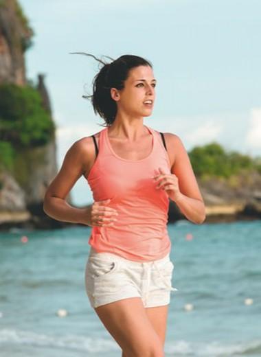 Фитнес летом: как не забросить тренировки?