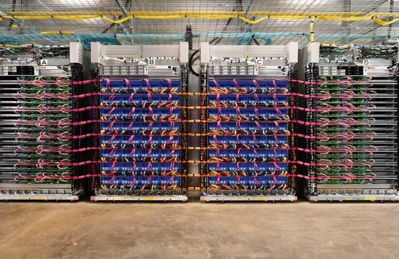 CPU для Google: искусственный интеллект
