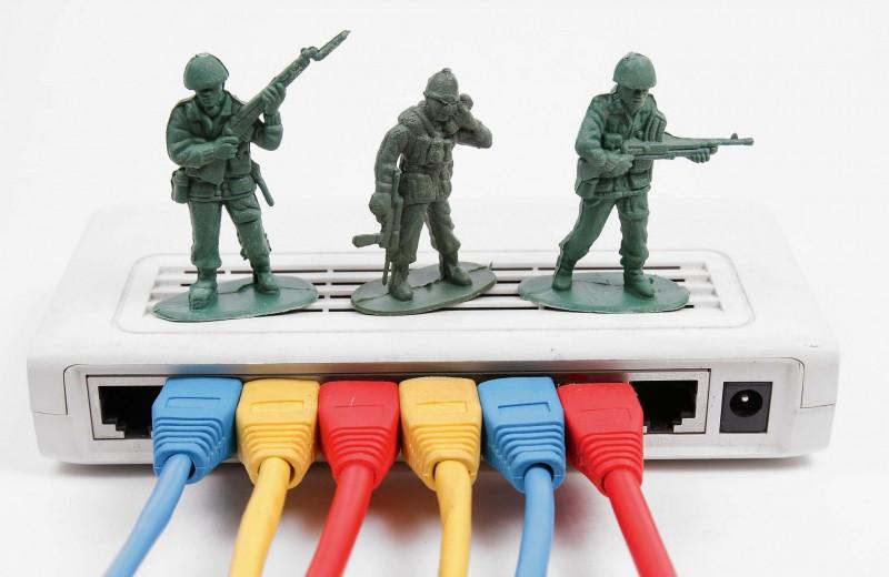 Домашняя сеть в безопасности
