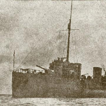 Огонекъв октябре 1917-го