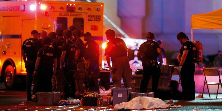 Ненависть и страх в Лас-Вегасе