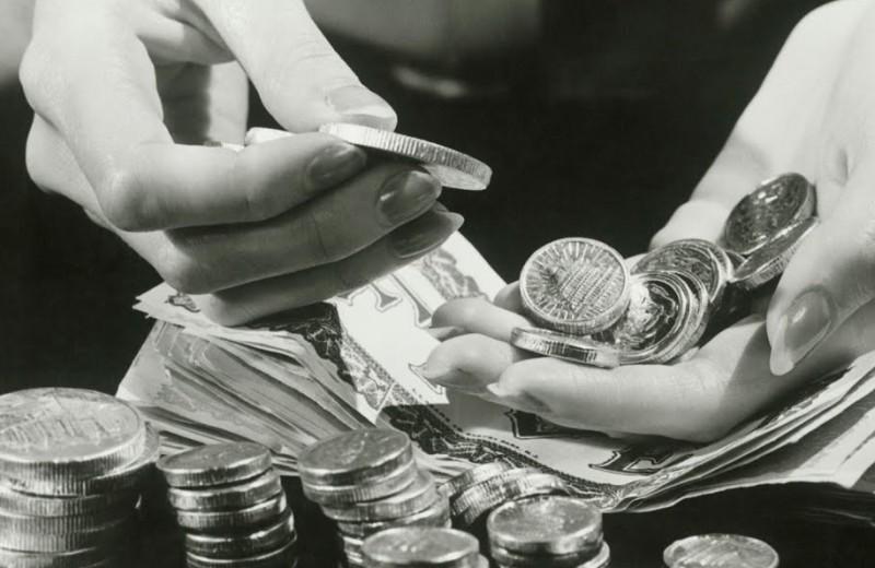 Бешеные деньги