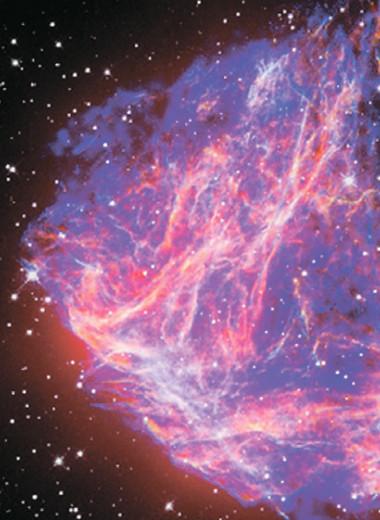 Магнитная. Тайны космических всплесков