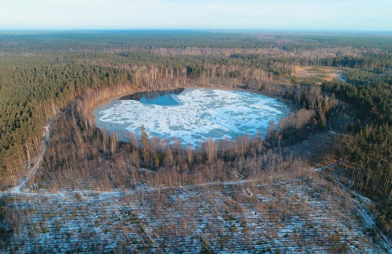 Подмосковное озеро расскажет о развитии Земли