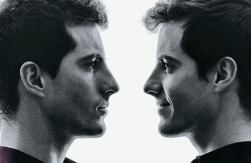 Когда близнецы не похожи друг на друга