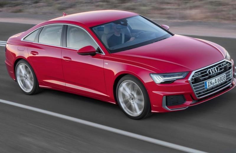 Audi A6. Уход от нейтрали