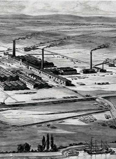 Великая химическая революция XIX века