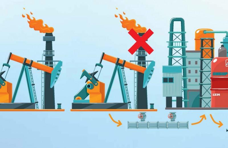 Метаморфозы попутного нефтяного газа