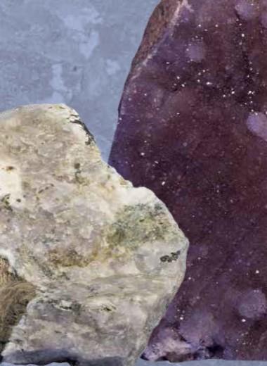 Каменная палитра Кольского края