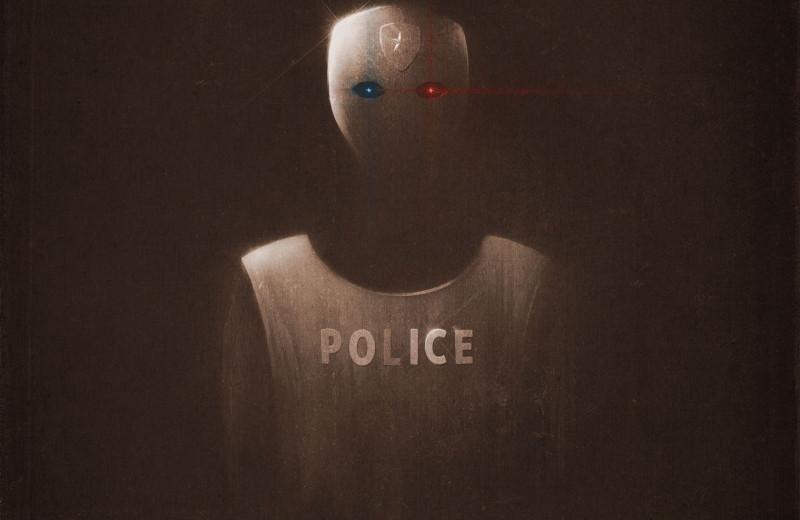 Робокопы. Полиция будущего