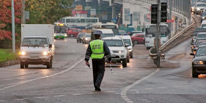 Лишение за пешехода