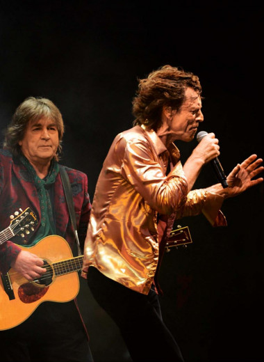 Каменный век:Как The Rolling Stones завершают его с блеском