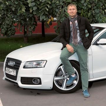 Простые истины Audi A5