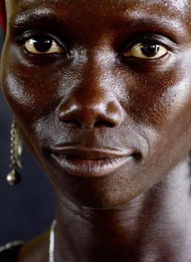 Гвинея-Бисау: Сильный пол
