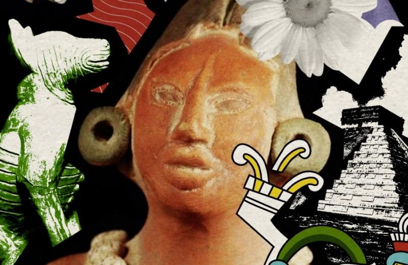 Мифы народов мира: Принцесса Сак-Никте