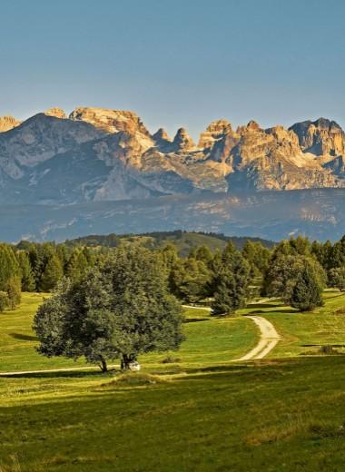 В горах мое сердце