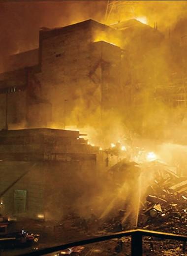 «Чернобыль»: черновик апокалипсиса