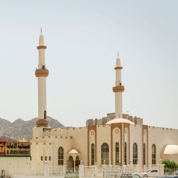 Арабский пир