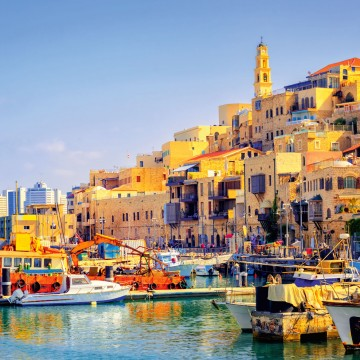 Тель-Авив: вечный праздник