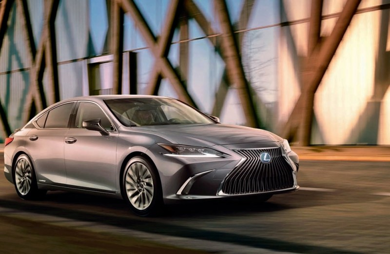 Бизнес-класс от Lexus