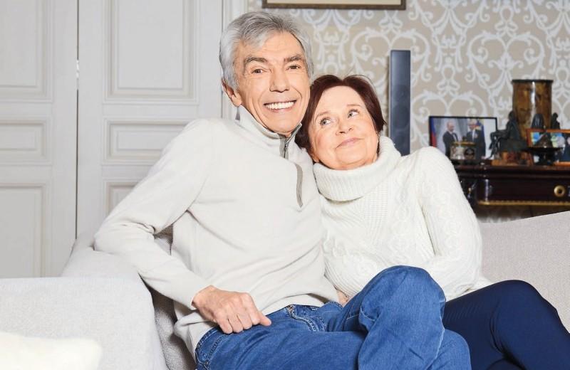 Юрий Николаев: «Жена может не разговаривать со мной двое суток»