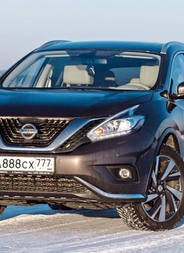 Nissan Murano: Флагманское бремя