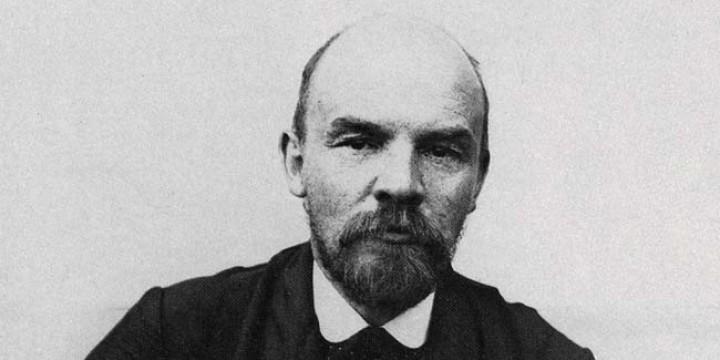 Именинник: Владимир Ленин