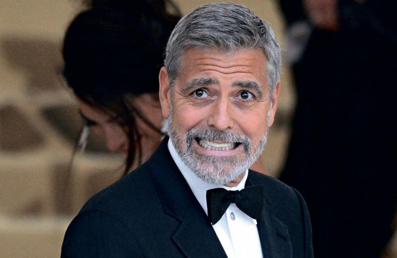 Бесподобный мистер Клуни