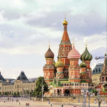 Такая разная Москва