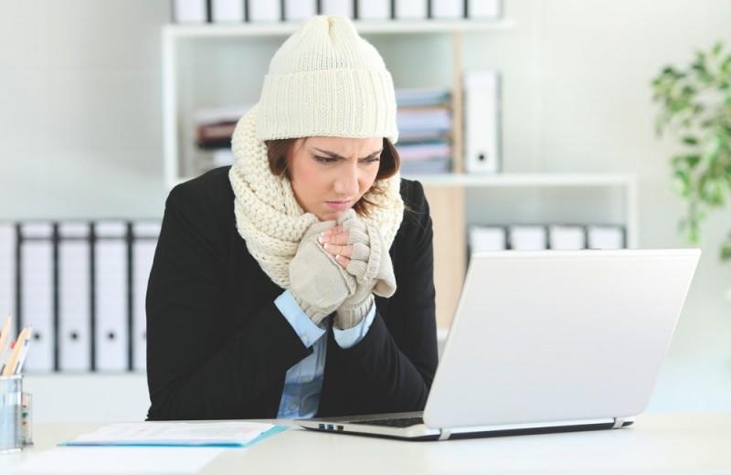 Женскому мозгу необходимо тепло