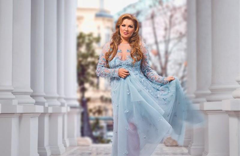 Анна Нетребко: «Я такая, какая есть»