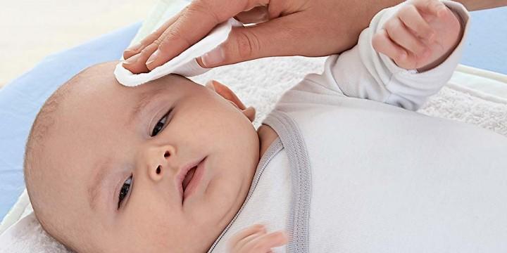 Зимняя косметика для малышей