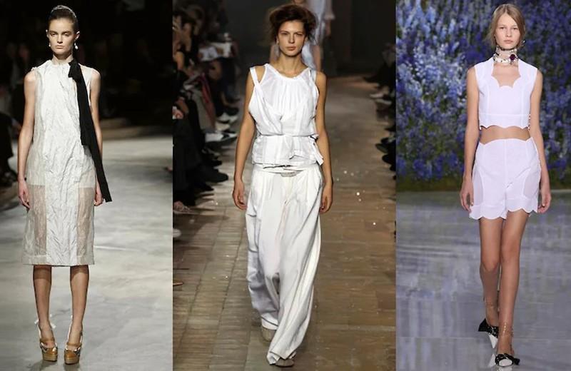 Deshabille: Dries Van Noten SS04, Prada SS09, Christian Dior SS16
