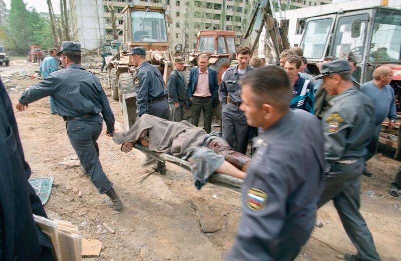 Теракт в Волгодонске