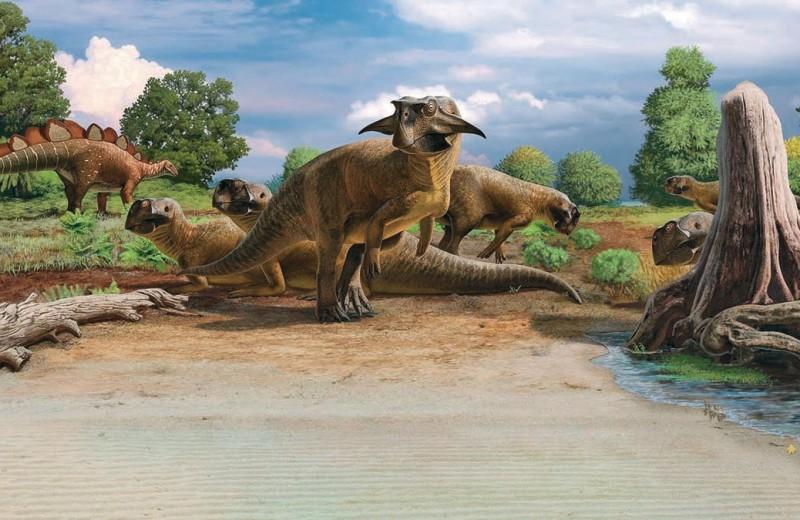 Самый русский динозавр
