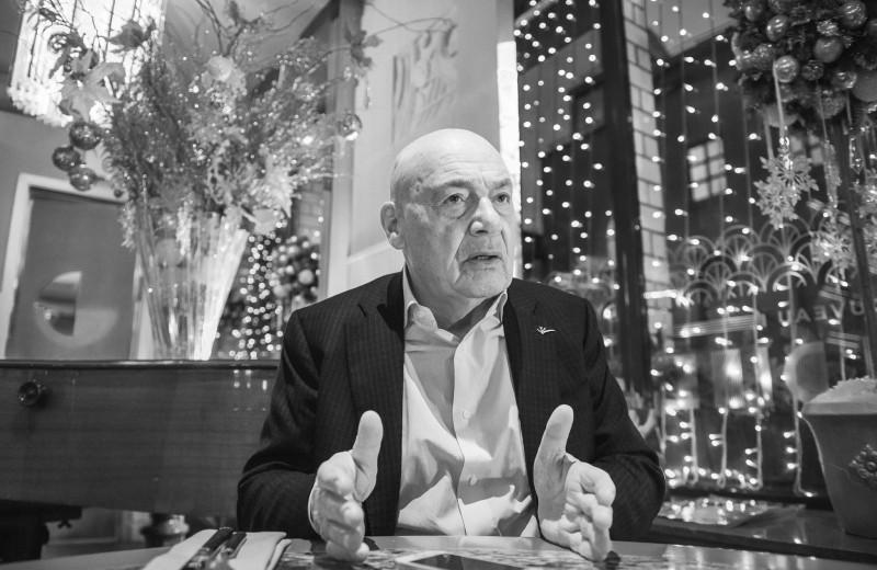 Владимир Познер о Боге, Москве и автомобилях. Большое интервью