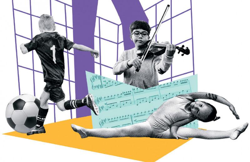 Спорт, музыка, танцы: как можно без насилия