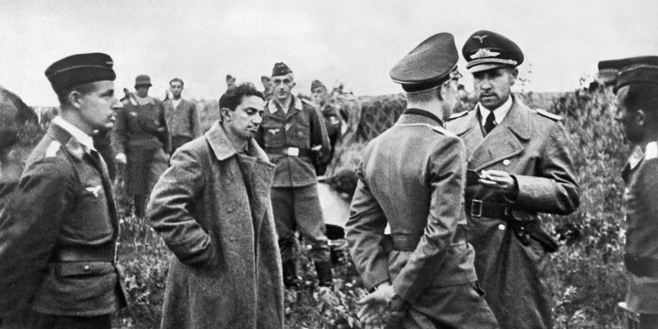 Яков Джугашвили. «Дело о пребывании в немецком плену и гибели»