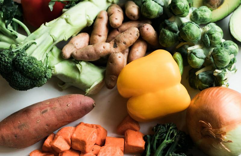 Вегетарианка с рождения