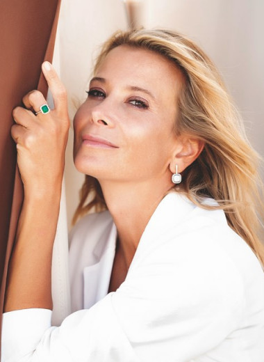 Юлия Высоцкая: «В вопросах здоровья я лучшая ученица мужа»