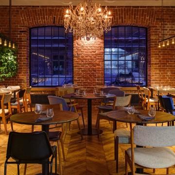 GQ Ресторанный рейтинг 2016