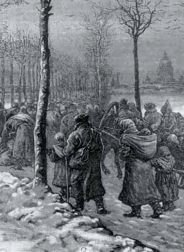Мороз и засуха едины