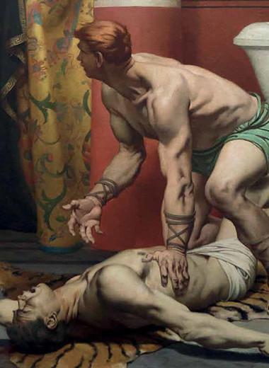 Убийство императора Коммода